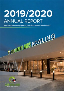 Club Merrylands Annual Report 2019/20